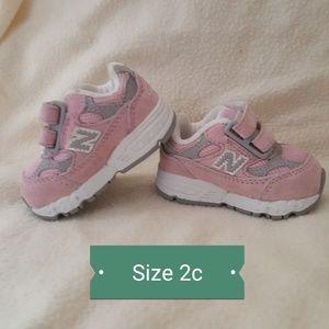 Nike New Balance Baby Girl Shoes